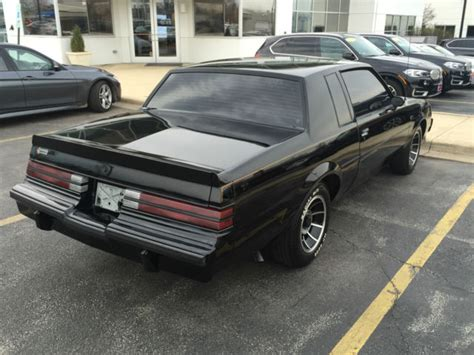 1985 Buick Regal T Type by 1985 Buick Grand National Regal Coupe Turbo T Type 3 8l