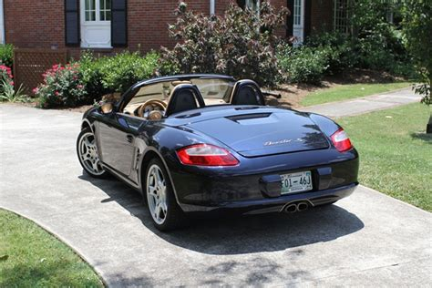 Porsche Boxster S 2005 k Need To Sell Fast