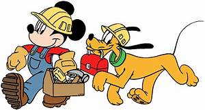 Mickey Minnie And Pluto Clip Art Disney Clip Art Galore