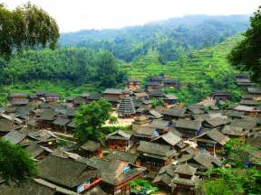 China Rural Chinese Village