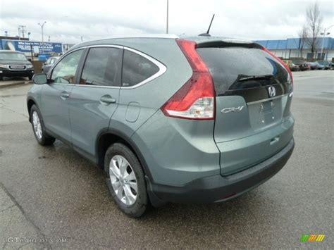 Opal Sage Metallic 2012 Honda Cr-v Ex-l 4wd Exterior Photo