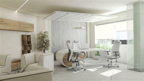 modern corner cabinets ceo office design