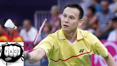 Top 10 Male Badminton Players of All Time - YouTube