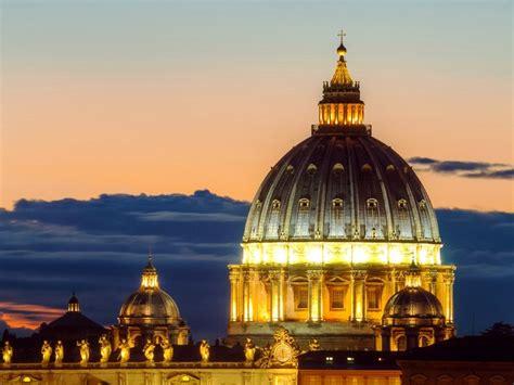 quanto è alta la cupola di san pietro la basilica di san pietro 232 la chiesa pi 249 grande mondo