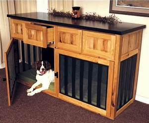 no drawers on top just countertop storage cabinets or With dog crate end table with drawer