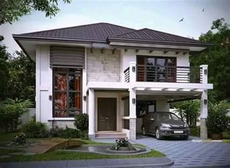 contemporary house designs  rendition trending house ofw infos