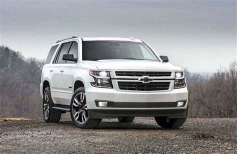 2019 Chevrolet Tahoe Rst Price Colors Petalmistcom