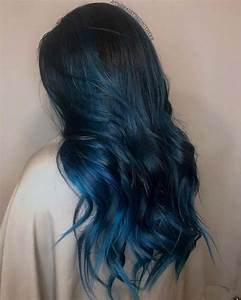 41 Bold and Beautiful Blue Ombre Hair Color Ideas | Page 4 ...