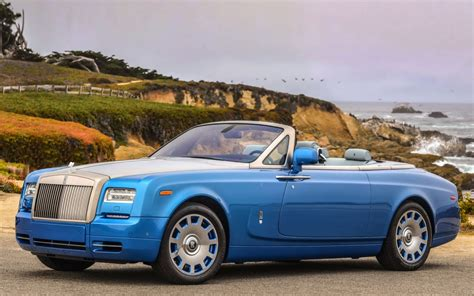 Rolls Royce Phantom Drophead Coupe 2014 4k Uhd Wallpaper