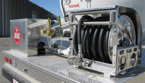 Propane Delivery Units : Growmark Tank & Truck