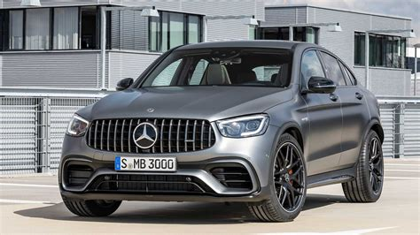 Amg glc 43 4matic coupe. Mercedes-Benz AMG GLC 63 Coupe News and Reviews   Motor1.com