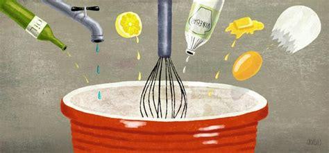 cuisine emulsion ken orvidas illustration gallery 3