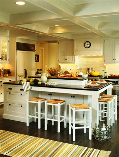 Large Kitchen Islands  Kitchen Island Designs With