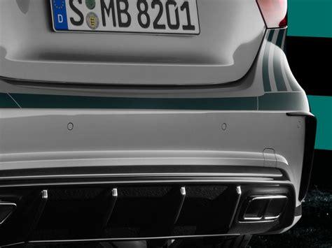 Mercedes Amg A 45 4matic Champions Edition Automotiv Press