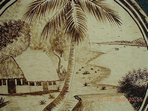 Vintage Tongan Tapa Art from molotov on Ruby Lane