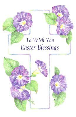 easter blessings greeting card easter printable