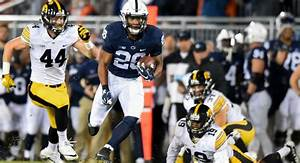 Saquon Barkley Power Cleans The Earth