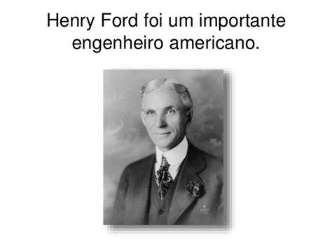 biografia de henry ford