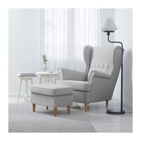 Ohrensessel Ikea Grau by Strandmon Ohrensessel Nordvalla Hellgrau Ikea Living