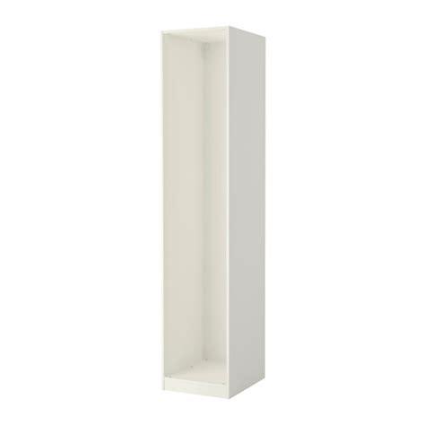 pax wardrobe frame white ikea