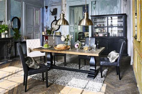 30 Unassumingly Chic Farmhouse Style Dining Room Ideas