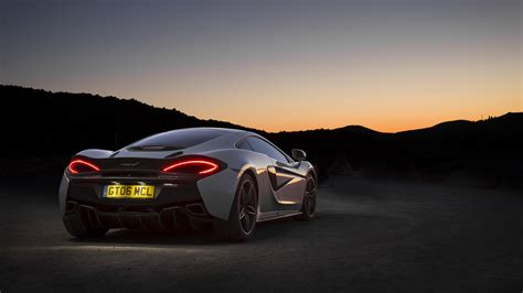 Mclaren 540c Hd Picture by Wallpaper 1920x1080 Mclaren 570gt Sports Car