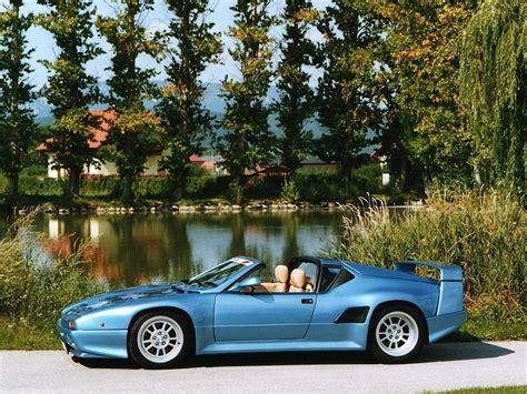 1994 De Tomaso Pantera 200 | De Tomaso | SuperCars.net