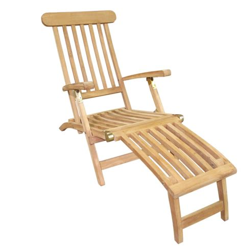 Teak Steamer Chairs Vancouver by Teak Classic Steamer Chair Outdoor Lounge Chairs By D