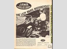 17 Best images about Vintage Jawa Motorcycles on Pinterest