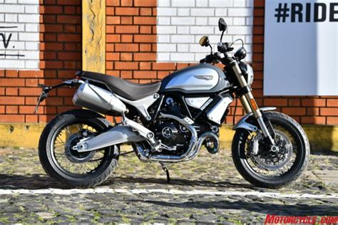 Review Ducati Scrambler 1100 by 2018 Ducati Scrambler 1100 Ride Review