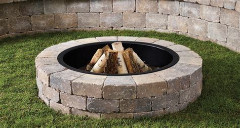 Fire Pit Stone Block » Design And Ideas One Bedroom Apartments Lansing Mi Vanity Set Beach Decor Small Teen Cheap 2 In Orlando Addition Cost Ohio Furniture 3