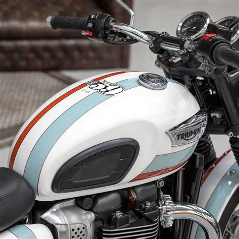 Limited Edition 2018 Triumph Bonneville Spirit Of '59