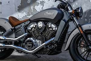 2015, Indian, Motorcycles, Scout
