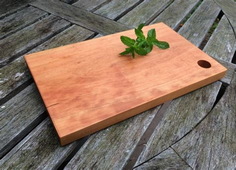 How To Make A Wooden Cutting Board Free Woodworking Tutorial