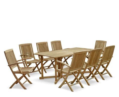 shelley teak garden drop leaf table chairs set