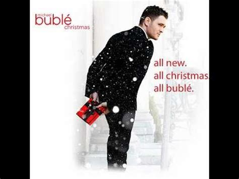 Michael Buble Tribute Holly Jolly Christmas Youtube