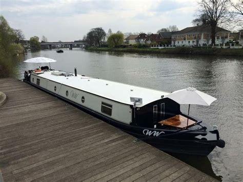 Viking Boats For Sale Uk by The 25 Best Canal Boats For Sale Ideas On