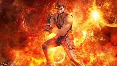 Tekken Hwoarang Tag Wallpapers Deviantart Fan