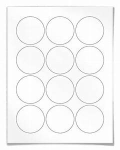 best photos of 225 inch circle template printable 1 With avery 2 round label template