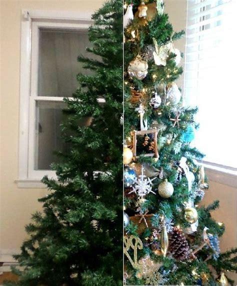 hacks    fake christmas tree  full