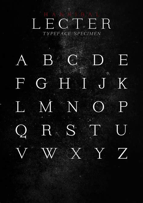Lecter Header Font on Behance