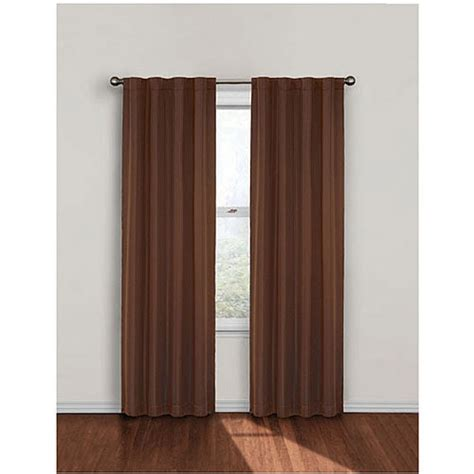 Blackout Curtains At Walmart by Eclipse Owen Blackout Thermal Window Panel