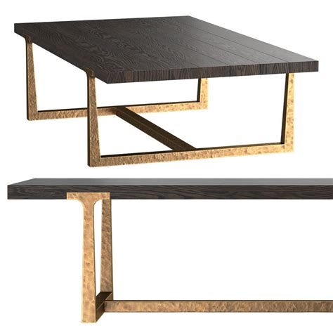 Order online today for 33% off! T-BRACE RECTANGULAR COFFEE TABLE 3D   CGTrader