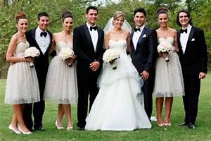 black tie bruiloft