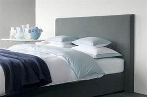 Tete De Lit Tissu : comment fabriquer une t te de lit rembourr e bricobistro ~ Premium-room.com Idées de Décoration