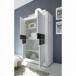 Meuble Laqué Blanc Ikea : meuble haut blanc laqu ikea veranda ~ Melissatoandfro.com Idées de Décoration