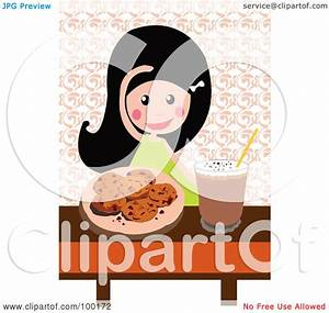 Chocolate Chip Cookies And Milk Clipart (66+)