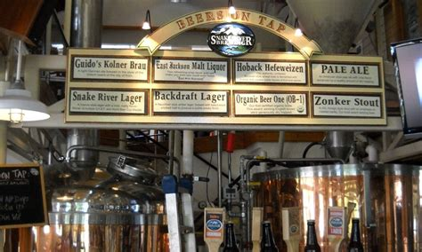 jackson hole wyoming breweries brew pubs beer alltrips