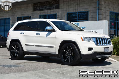 jeep cherokee black with black rims white jeep grand cherokee black wheels pictures to pin on
