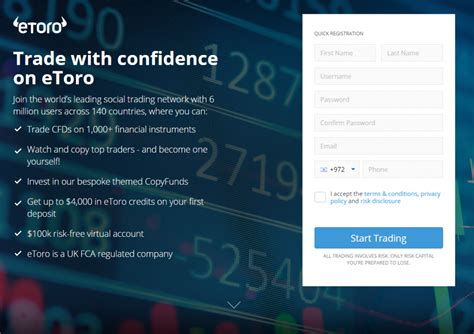 trusted forex trading platform etoro trusted and regulated forex broker binary options